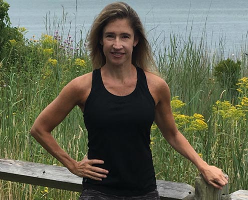 Katie Curley, Yoga at Laughing Dog Yoga Studio, Yoga in Wellesley