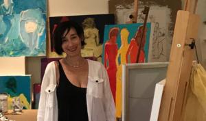 artist, Robin Okun